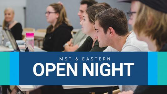 MST Open night